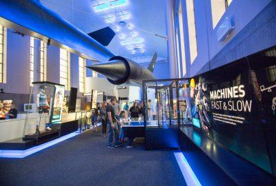 Now Open – Speed Exhibit at Science Museum of Virginia