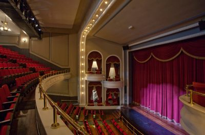 Reopening of historic Masonic Theatre in Clifton Forge, VA