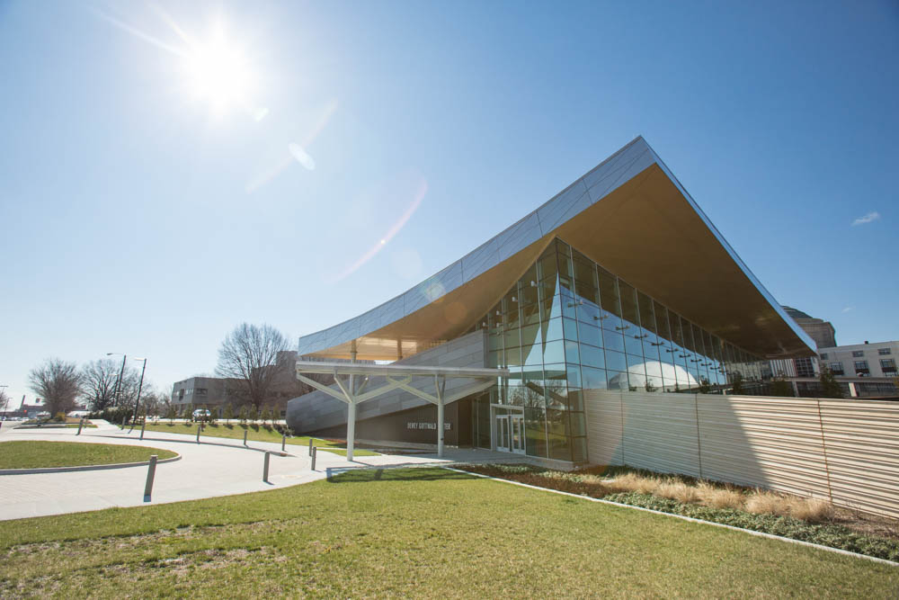 LEED Gold - Science Museum of Virginia Dewey Gottwald Center