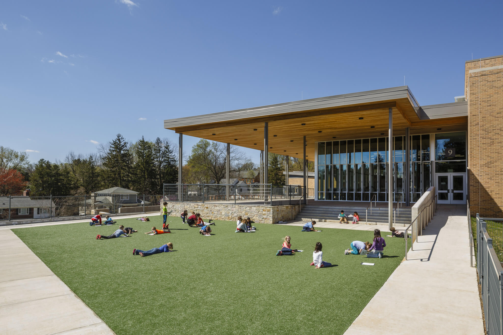 Discovery Elementary School joins DOE's Zero Energy Schools Accelerator