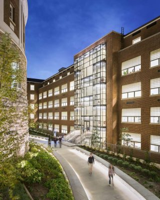 LEED Gold Certification – UVa New Cabell Hall