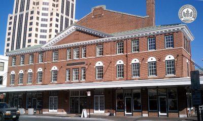 Roanoke City Market Building