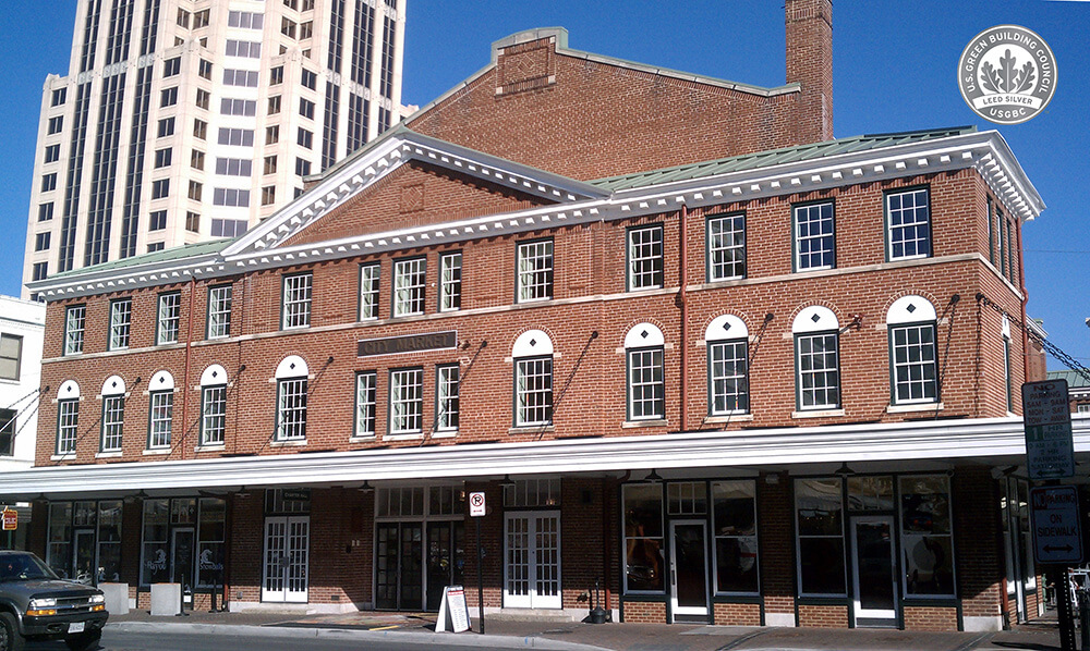 Roanoke City Market Building
