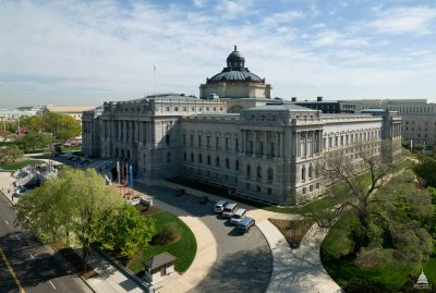 U.S. Library of Congress Buildings
