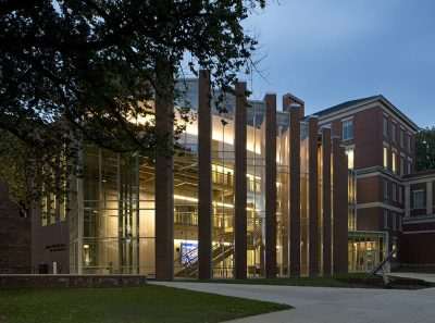 University of Rochester Ronald Rettner Hall for Media Arts and Innovation