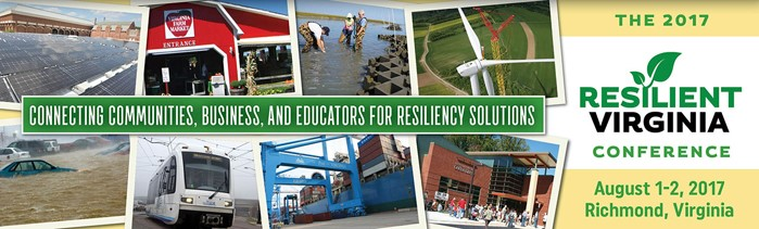 2017 Virginia Resiliency Conference | Aug 1-2