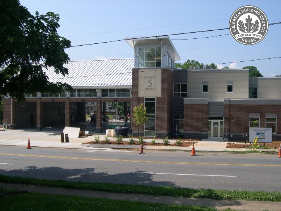 Melrose Fire-EMS Station