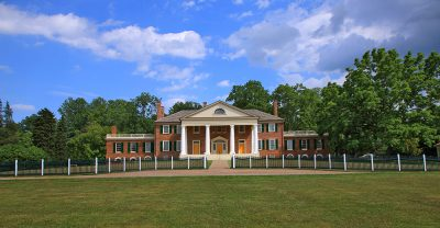 James Madison's Montpelier Renovation