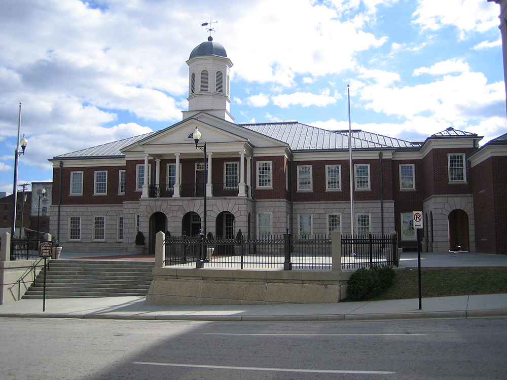 Danville Courthouse Addition and Renovation