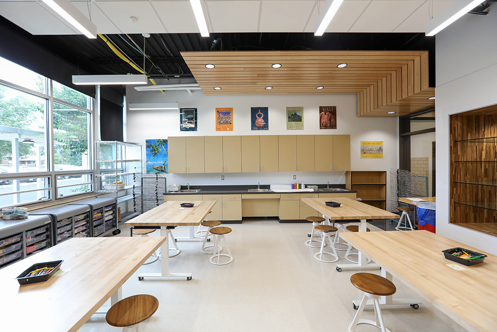 Henrico County Public Schools Skipwith Elementary School Renovation