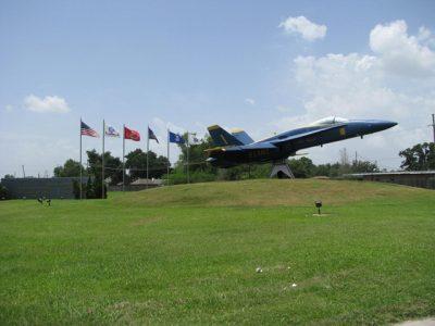 Naval Air Station Joint Reserve Base New Orleans (NAS JRB NOLA)