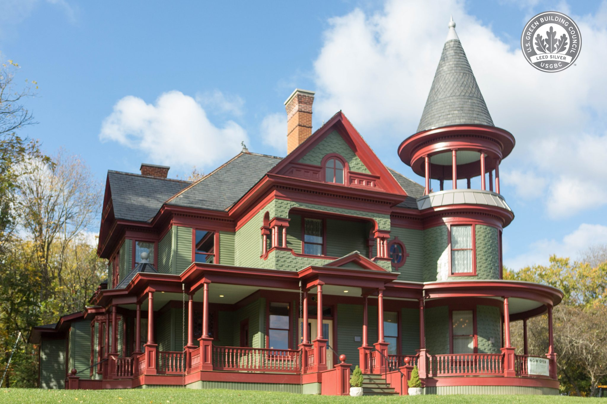 Alexander Black House & Cultural Center Restoration
