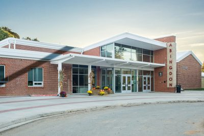 Arlington Public Schools Abingdon Elementary School Renovation and Addition