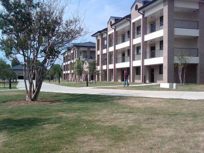 Keesler AFB Dormitory Net Zero Energy Study