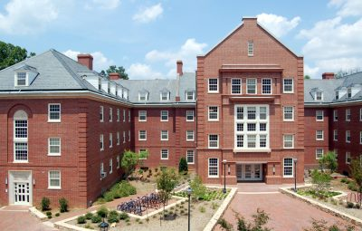UNC Cobb Residence Hall Renovation