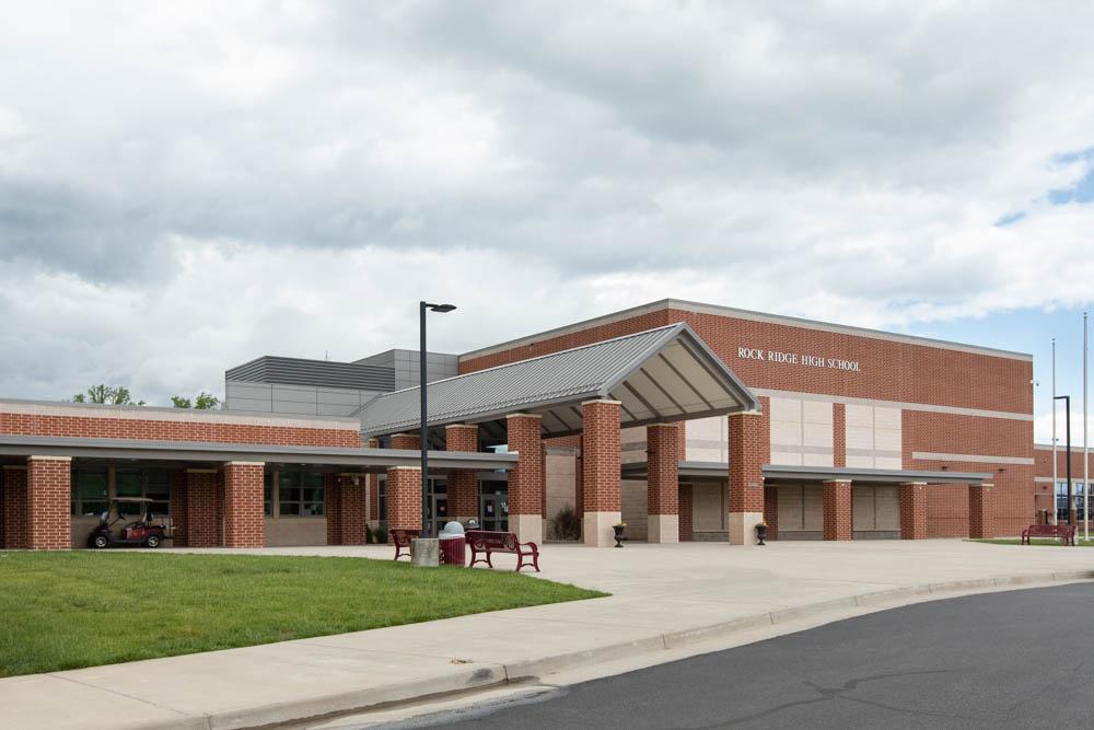 Loudoun County Public Schools Rock Ridge High School
