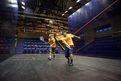 McArthur Squash Center to host WSF World Masters Squash Championship