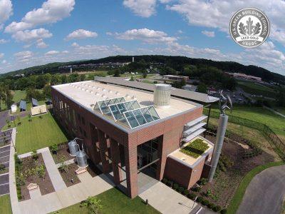 Southwest Virginia Higher Education Center Energy Center