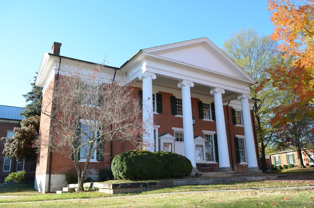 Halifax County Circuit Court Renovation and Addition
