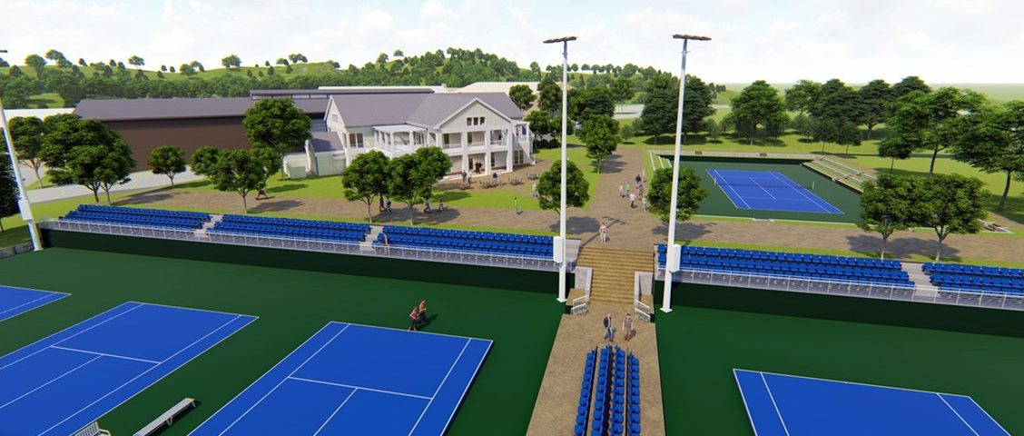 UVa Varsity Tennis Pavilion at Boar's Head Sports Club
