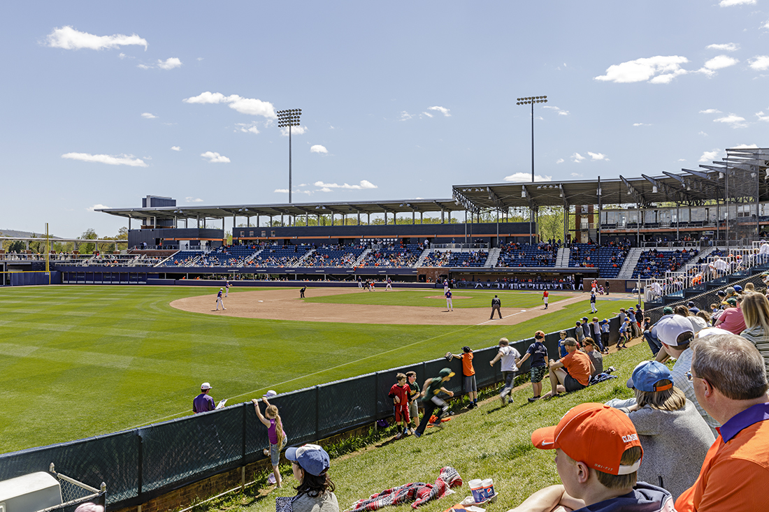 UVA Davenport Field and Baseball Stadium achieves LEED Silver