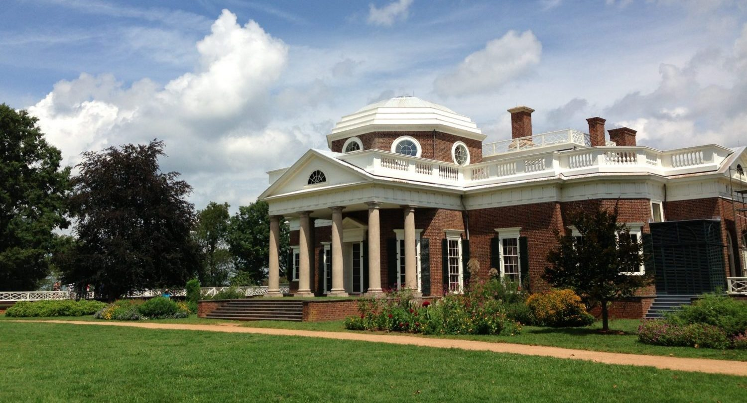 Thomas Jefferson's Monticello Recognized for Leadership in Energy Efficiency!