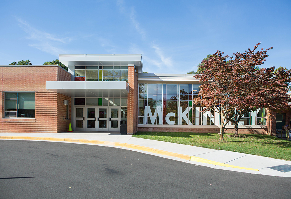Arlington Public Schools McKinley Elementary School Addition and Renovation