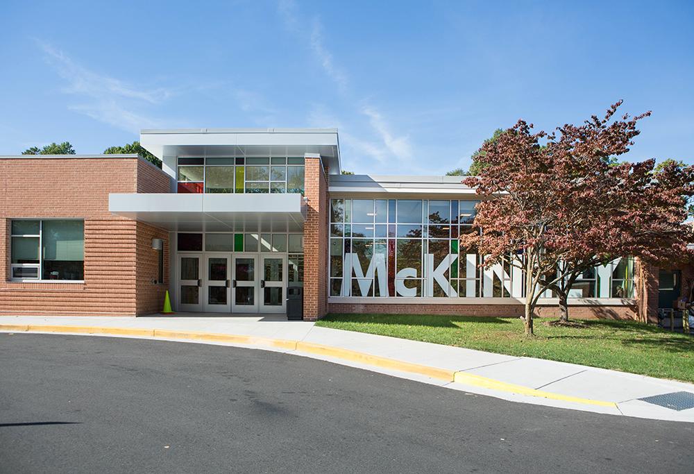 Arlington Public Schools McKinley Elementary School Addition and Renovation
