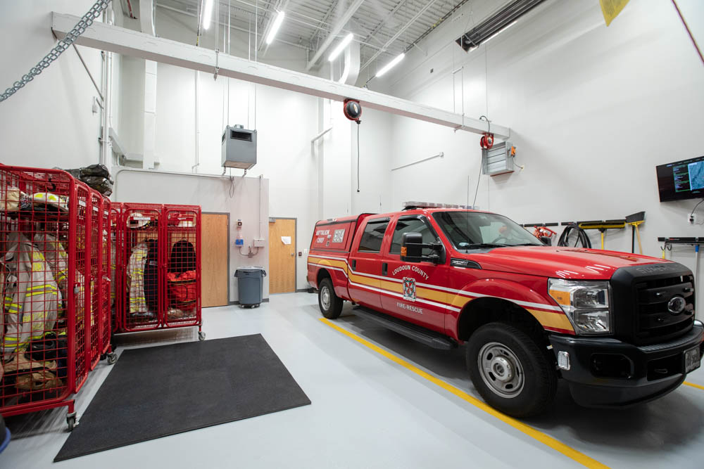 Loudoun County Fire and Rescue Battalion Chief Station Fitout