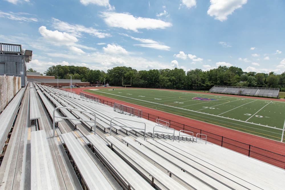 Alexandria City Public Schools T.C. Williams High School Parker-Gray Stadium Improvements