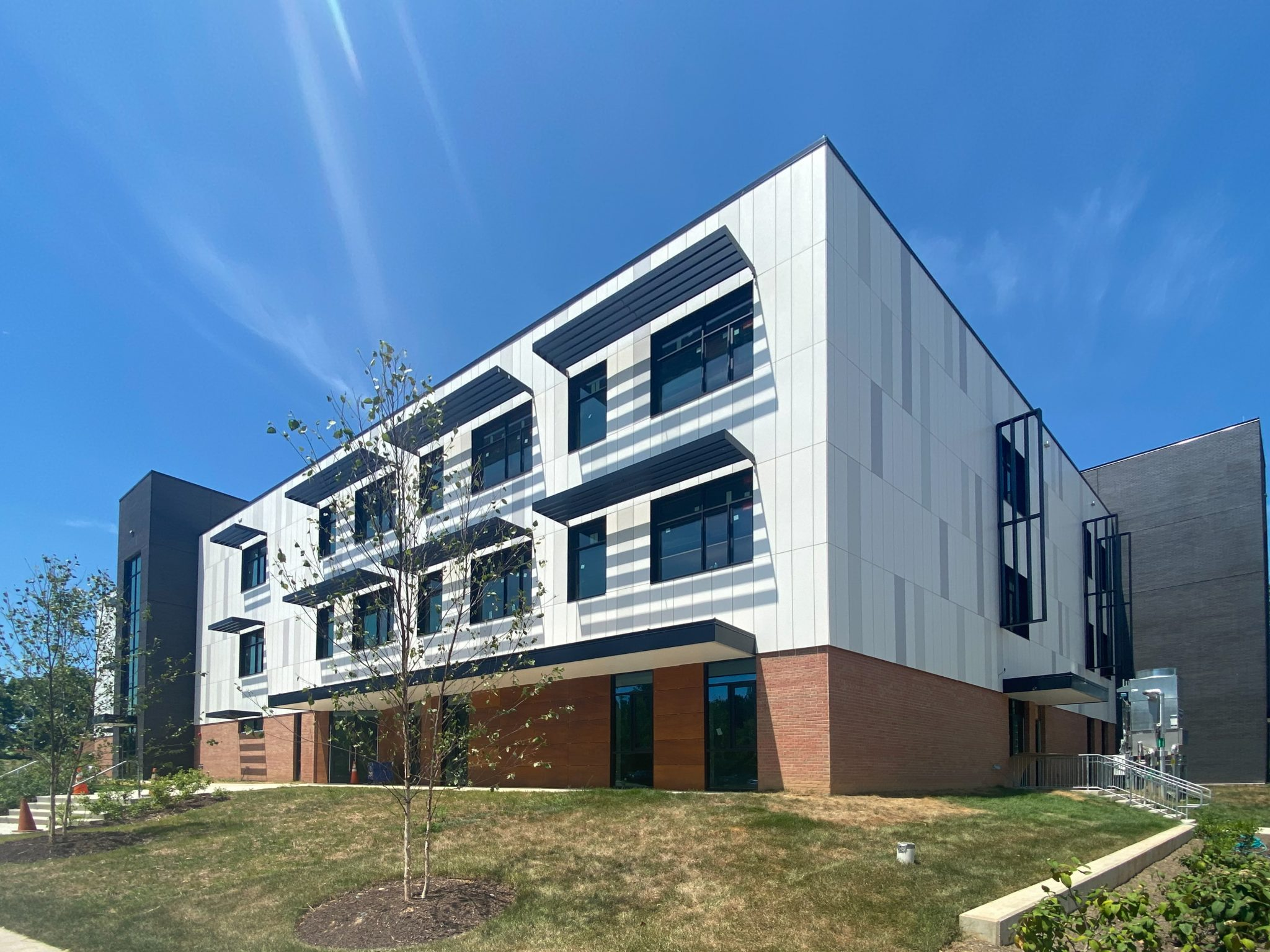 The New Upper School at Sandy Spring Friends School—A Model of Energy-Efficiency and Innovation