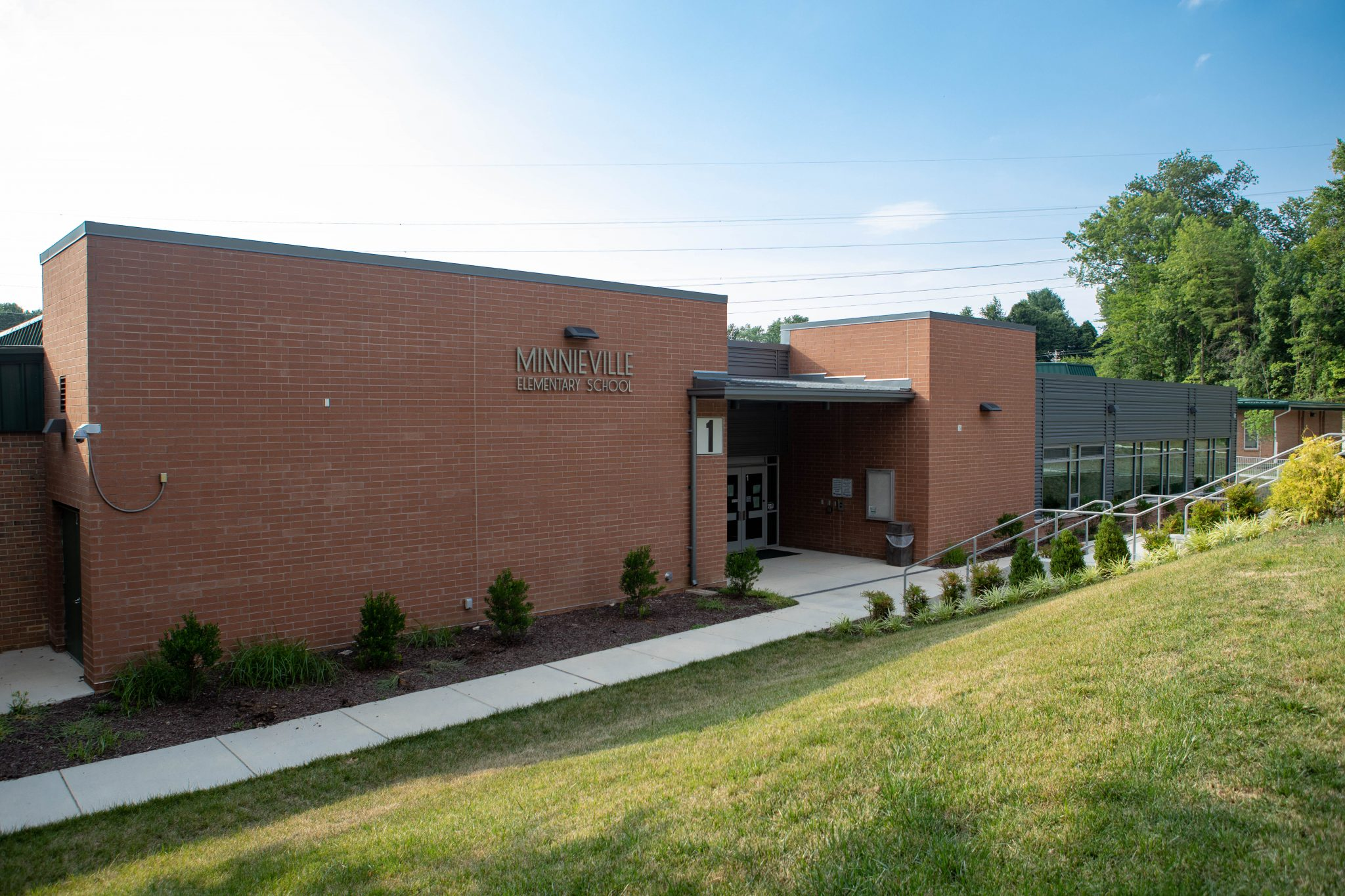 PWCS Minnieville Elementary School Renovation and Additions