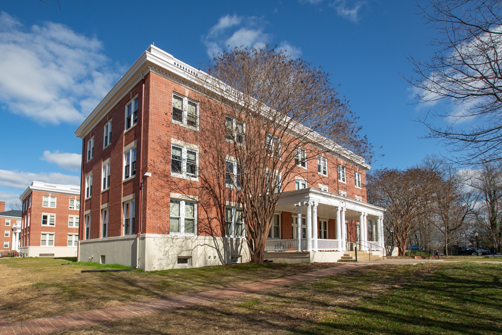 University of Mary Washington Willard Hall Restoration and Renovation