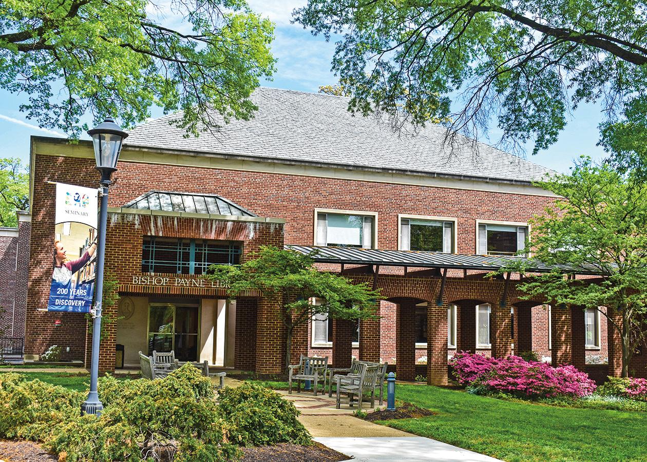 VTS Bishop Payne Library Renovations